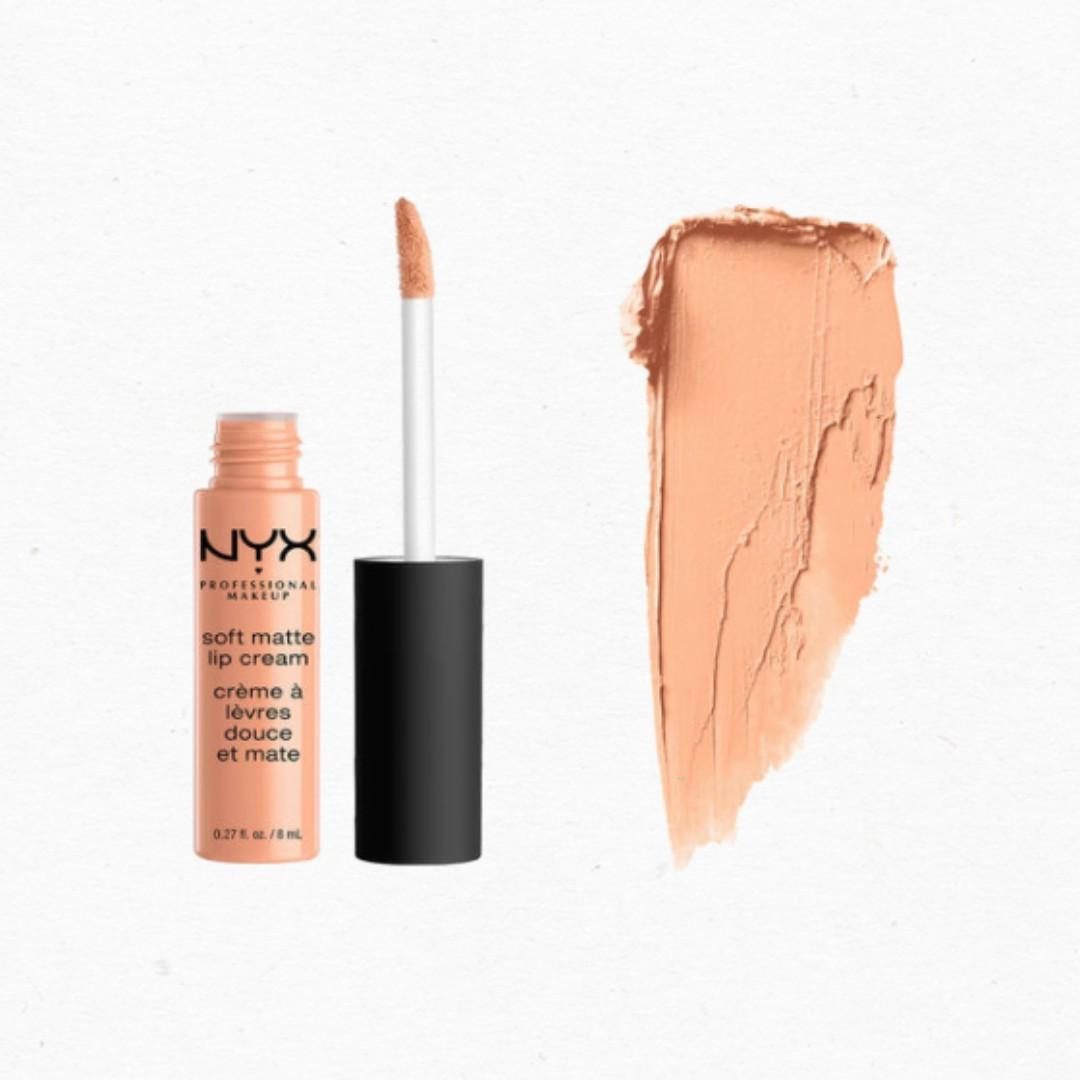 NYX Soft Matte Lip Cream – Cairo