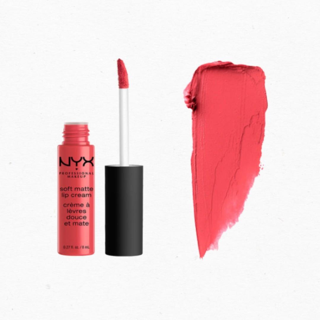 NYX Soft Matte Lip Cream – Ibiza