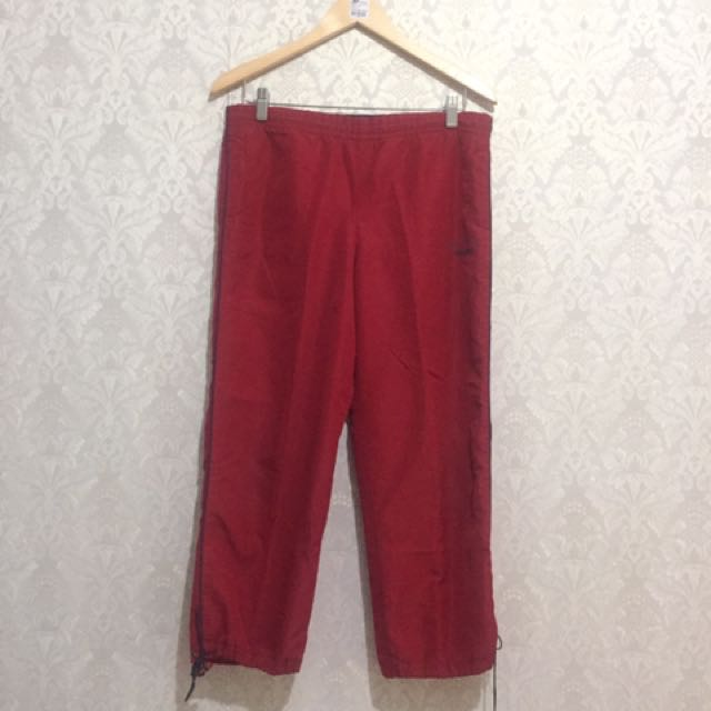 Parachute Running Pants / Celana Olahraga Training Parasut