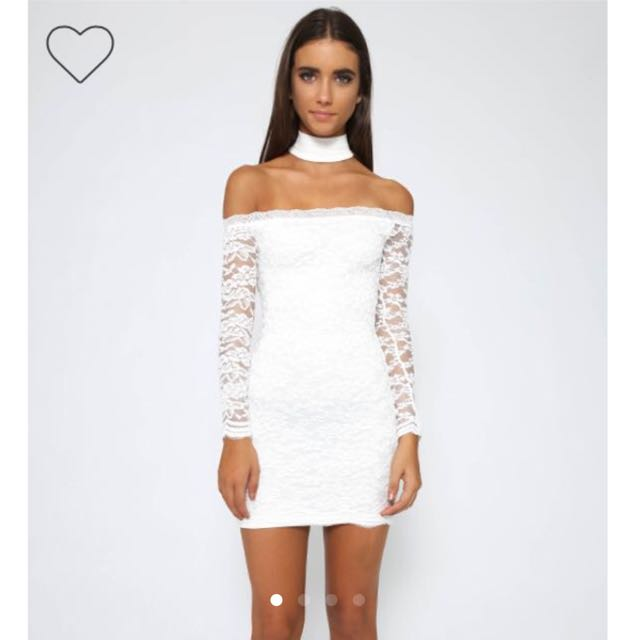 Peppermayo Never Worn Lace Dress
