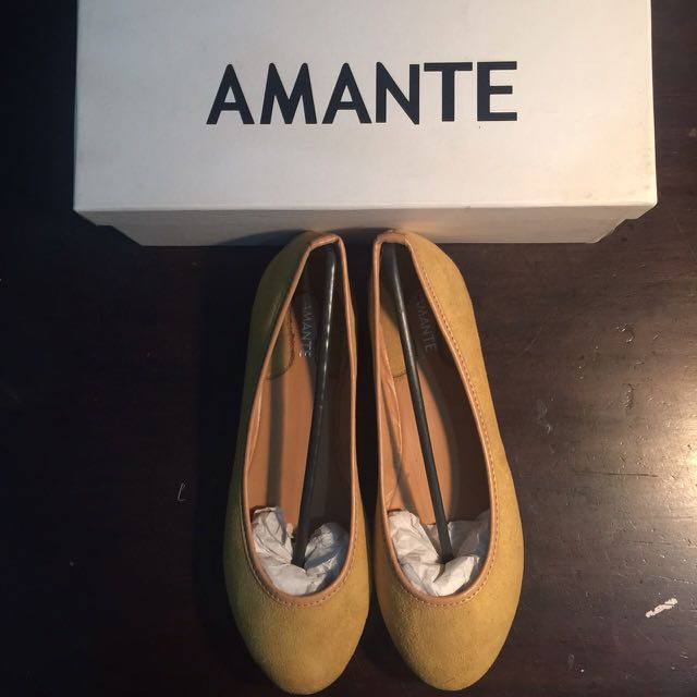 Preloved Amante Flatshoes