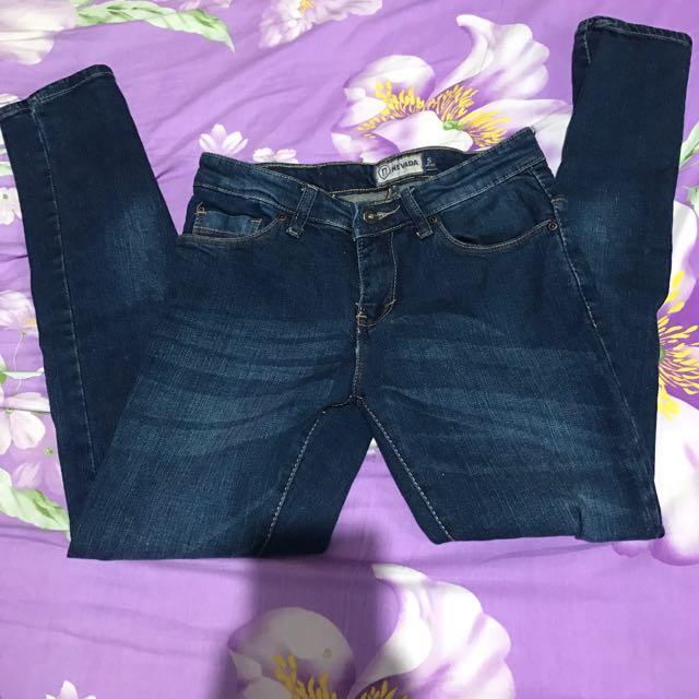 Preloved Denim Jeans