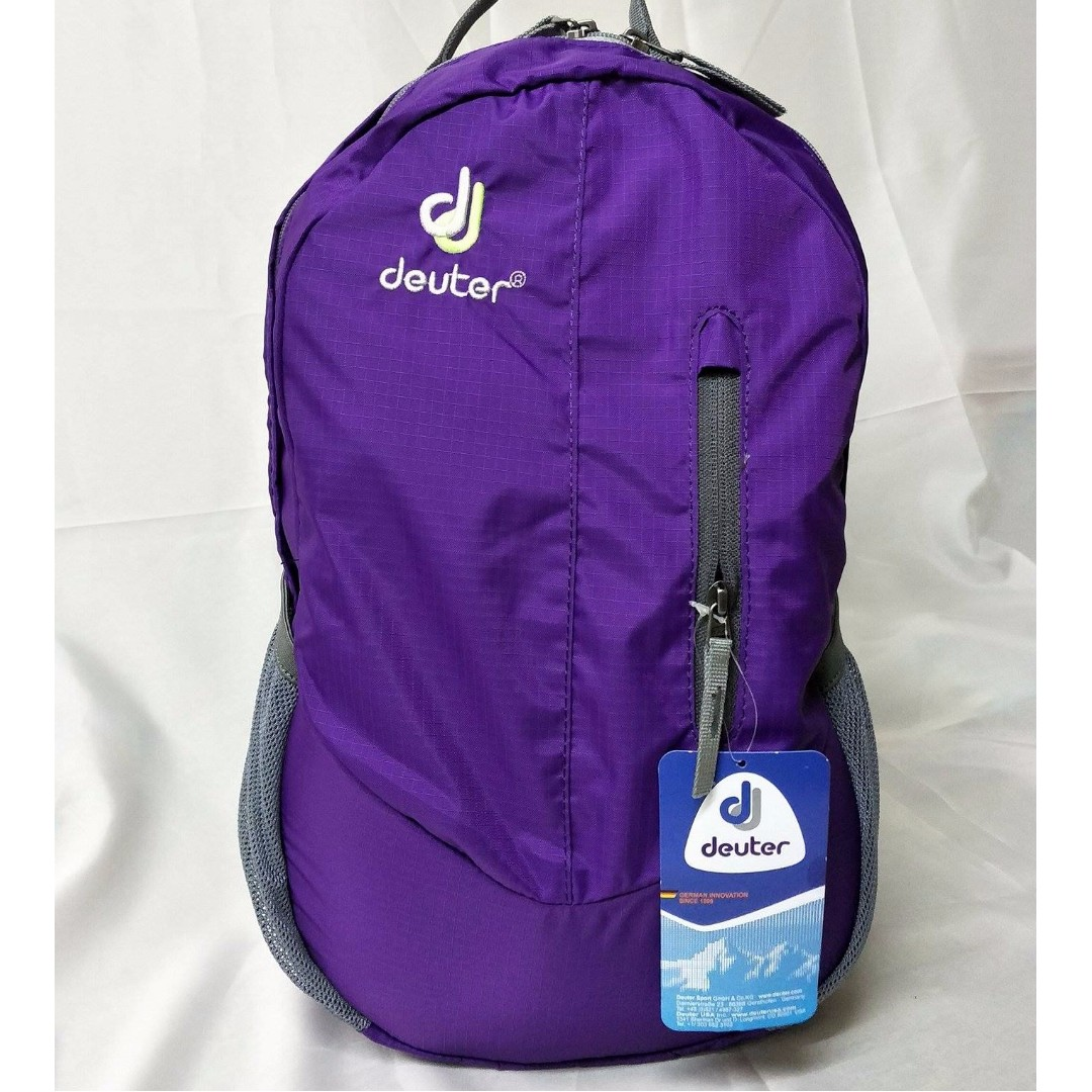 Purple Deuter Nomi Backpack