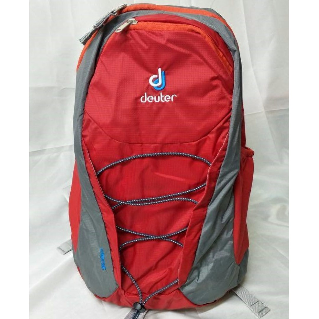 Red Deuter Gogo Backpack