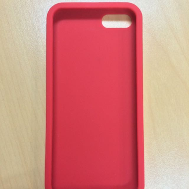 Rubber Softcase iPhone 5s