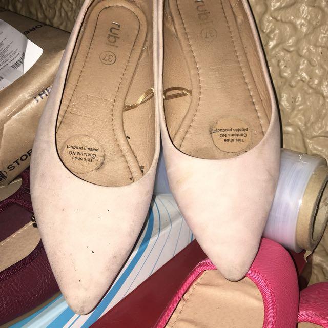 RUBI doll shoes