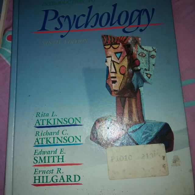 [SET] Hardcover Introduction To Psychology And Study Guide