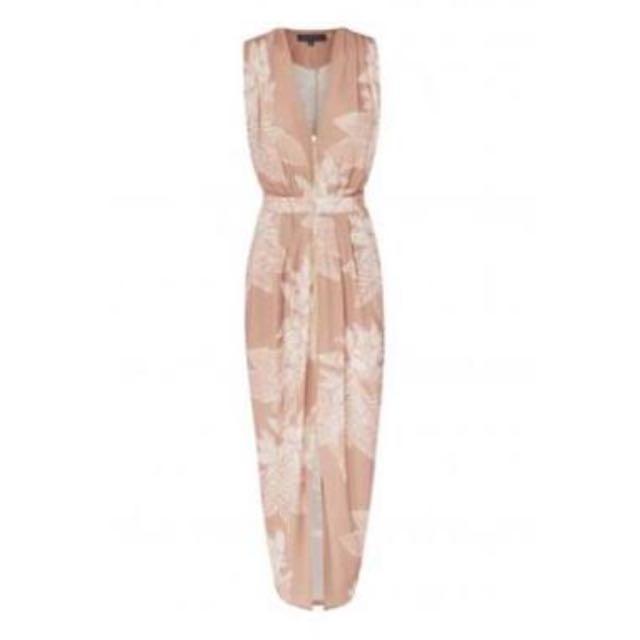 Sheike Size 14 Olivia Maxi Dress RRP149.95