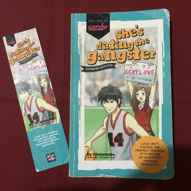 Wattpad] She's Dating The Gangster, Books, Books on Carousell