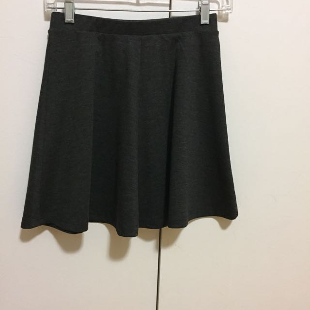 Skater Skirt in Grey