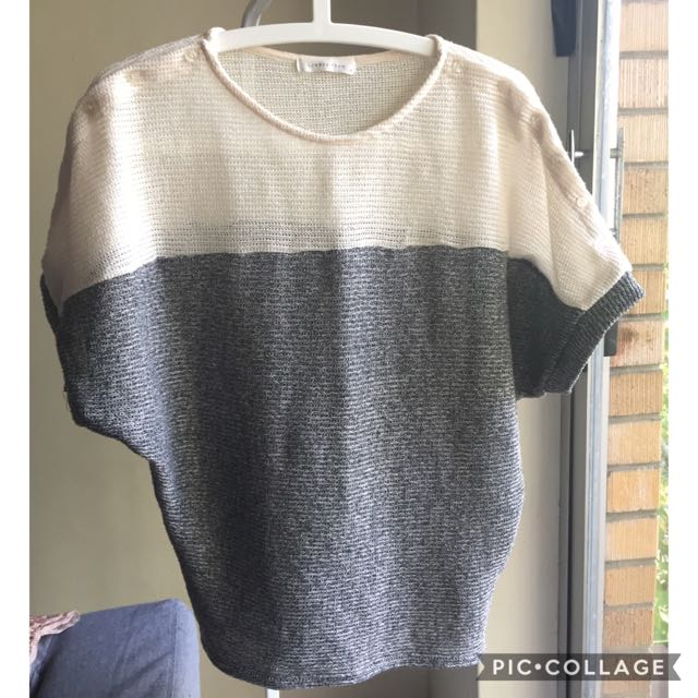 Japanese Brand Soft Knitted Top