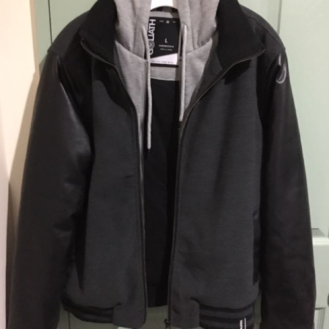 St Goliath Men's Jacket