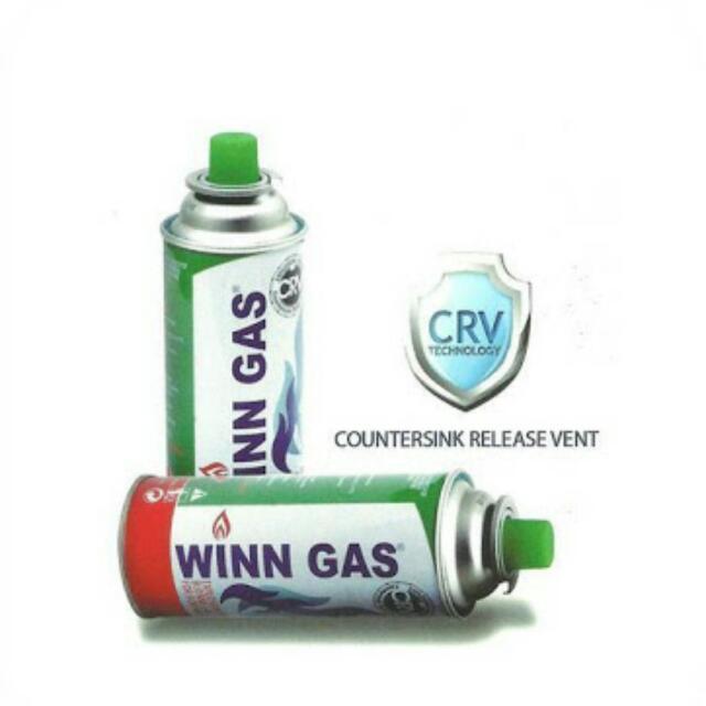 Tabung Gas Kaleng Winn