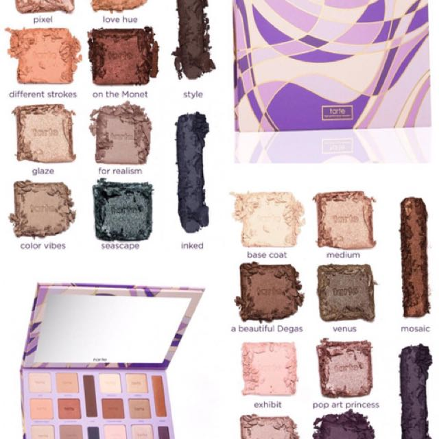 Tarte Color Vibes Amazonian Eyeshadow Pallete