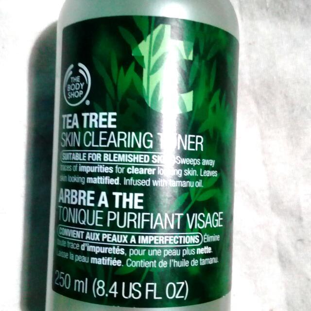 The Body Shop Tee Tree Toner