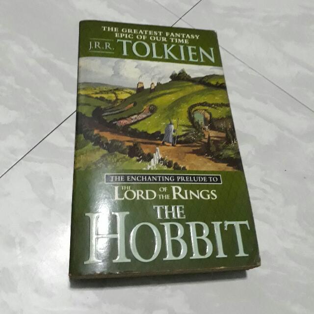 The Hobbit by J.R.R Tolkein