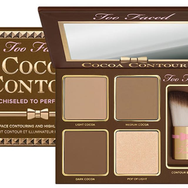 Too Faced Cocoa Countur Light To Medium