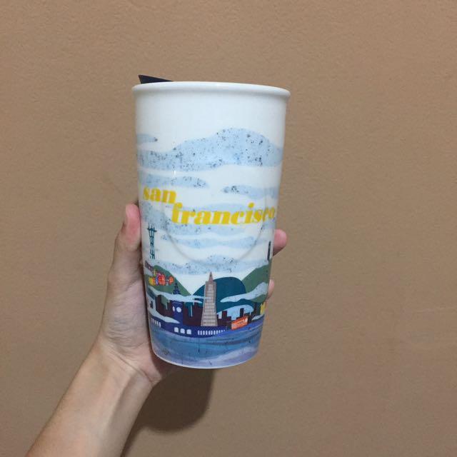TUMBLR STARBUCKS SAN FRACISCO (keramik)