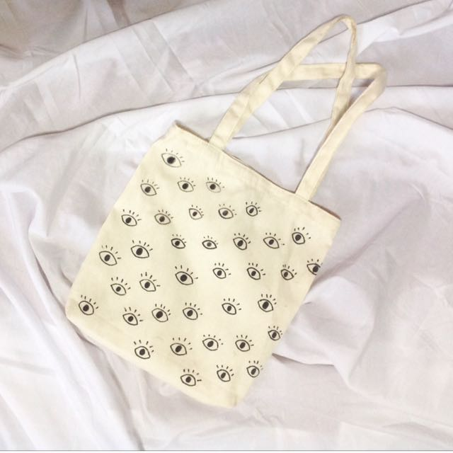 urban outfitters inspired tote bag
