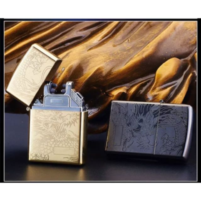 USB rechargeable arc lighter