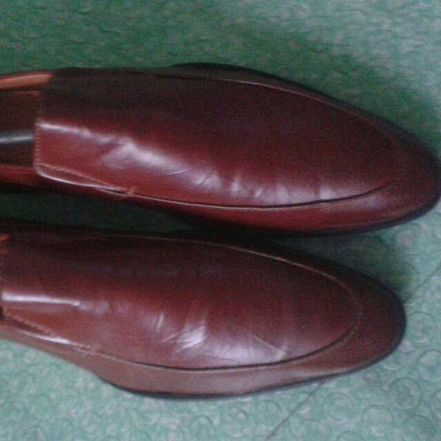 Repriced B-Club Leather Shoes
