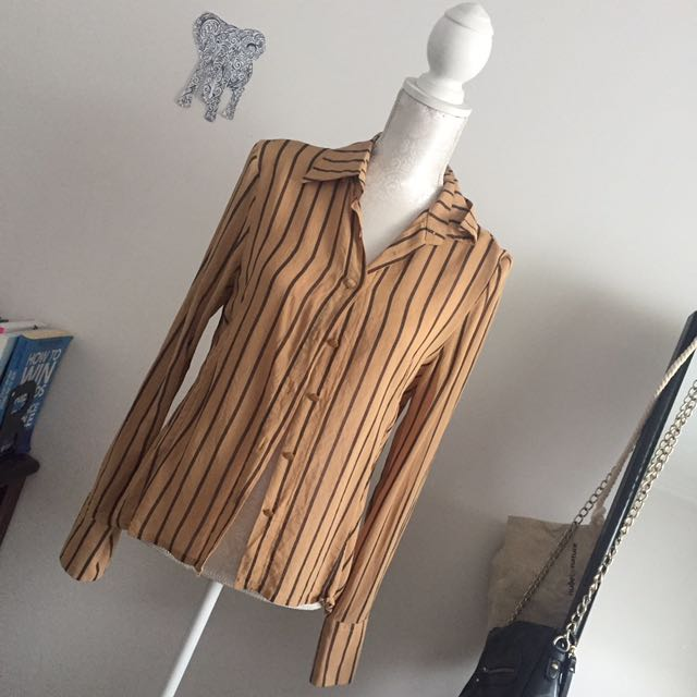 vintage VS collection blouse shirt