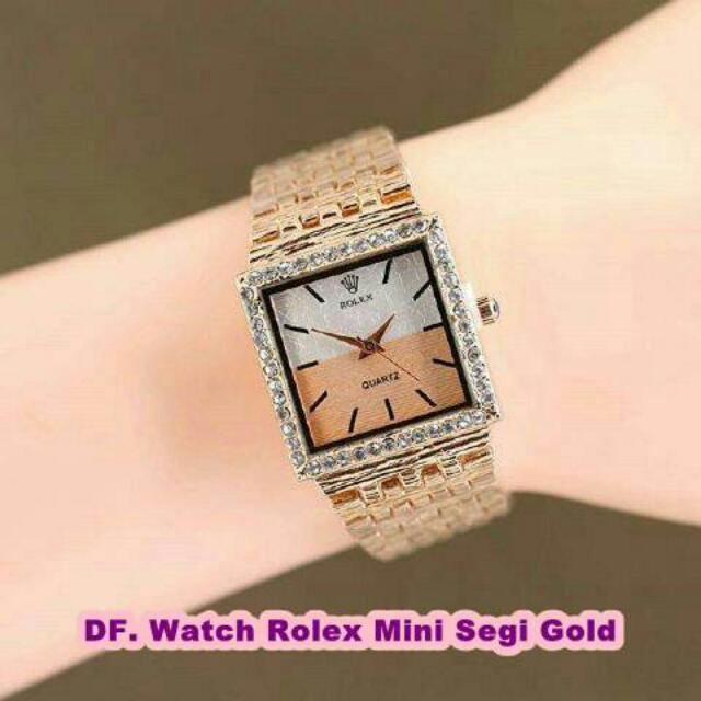 Watch Rolex Mini Segi Gold