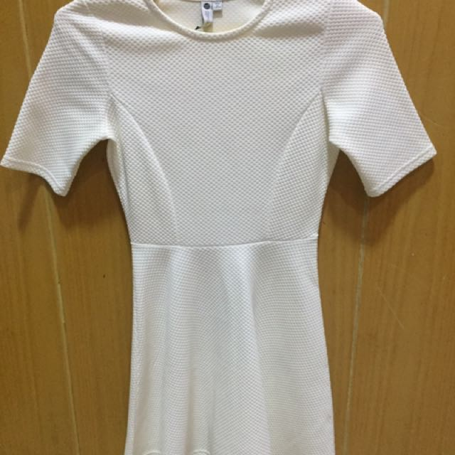 White Dress Cotton On
