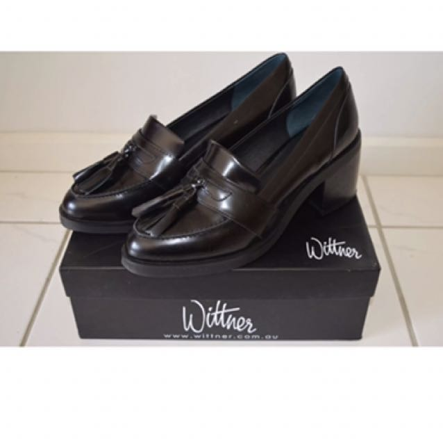 Wittner New Leather loafers