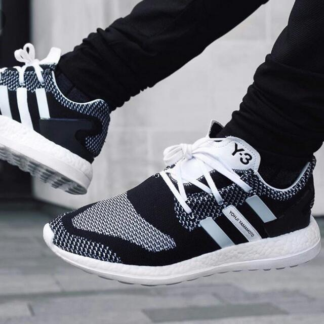 6e748352dfac WTB Y3 Pure Boost ZG Knit US8 PM PRICE
