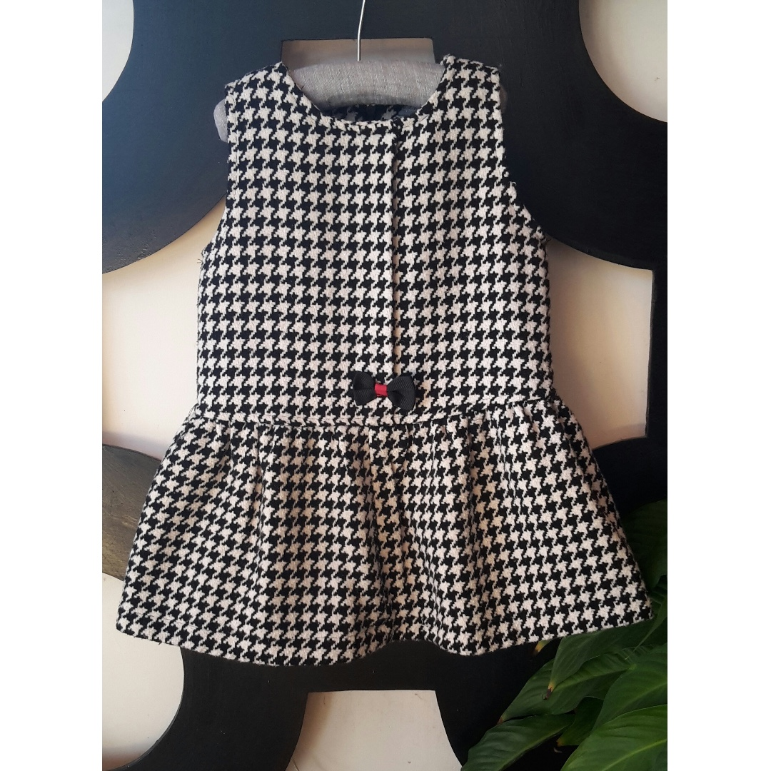Zara kids winter dress size 4-5