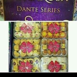 Paket Dante Series Bellarosa