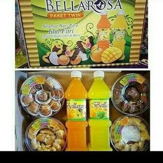 Paket Twin Bellarosa