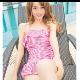 Brand New Instock 1 Piece Swimsuit 2 Beach Wear