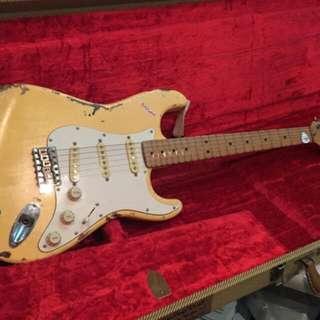 Fender Stratocaster Malmsteen Duckhead