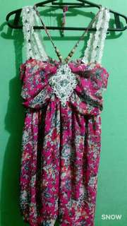balloon dress(semi)