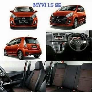 Myvi Se Auto.   Rebate 5000 Call/wassap 0177950407
