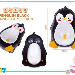 Penguin Potty Trainer..