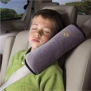 Baby Car Seatbelt Headrest Pillow