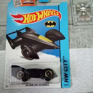 Hotwheels Batman Live