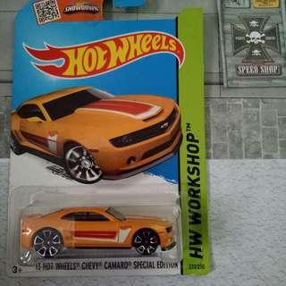 Hotwheels Camaro Spesial Edition