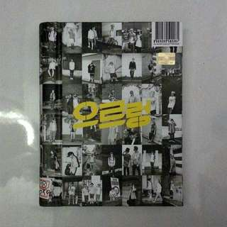 EXO Growl (XOXO Repackage) Korean Ver.