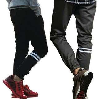 Grosir Celana Jogger Strip Chino DC - Serian Min 6 Pcs