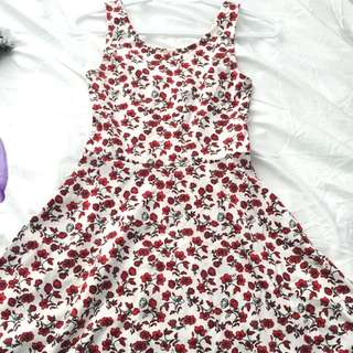 Floral Dress From H&M