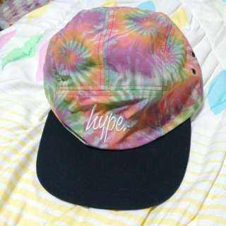 Hype Flowery Panel Cap Original