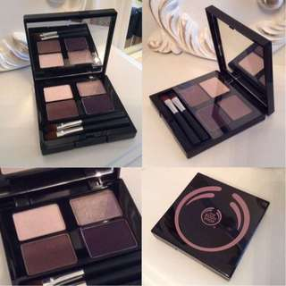 THE BODY SHOP Eye Palette (Smokey Plum)