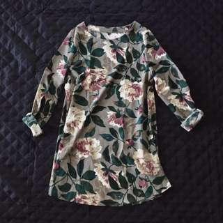 Brand New Floral Dress Sz Medium