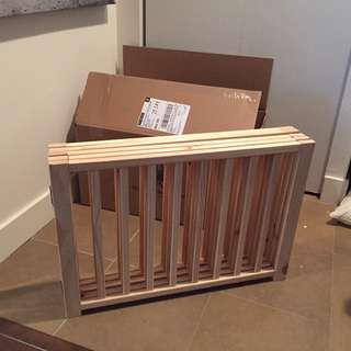 5 Panel Wooden Doggy Gate / Fence