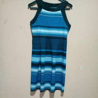 Enfocus Stripe Dress