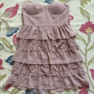 Frilly Rocker Dress